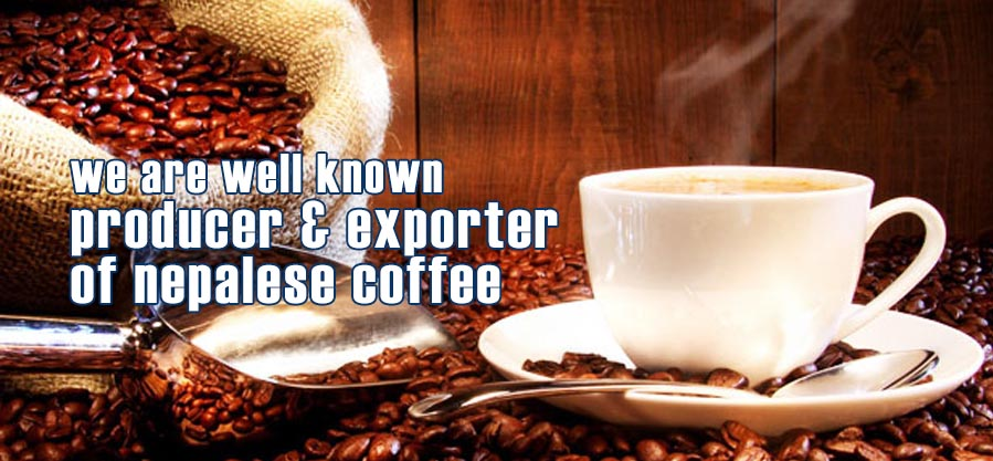 ANTCC well known producer & exporter of Nepalese Coffee