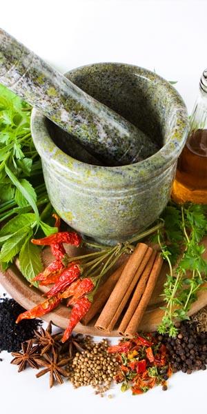 Exporting Various Herbs